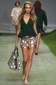 Topshop Unique Primavera Verano 2014 London Fashion Week