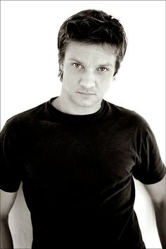 Jeremy Renner: Hollywood Man of Intensity.