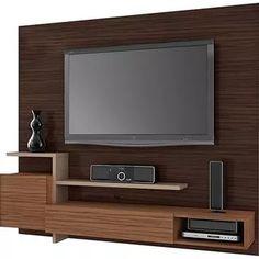 Apartment Living Room Decor Modern Tvs Ideas For 2019 Modern Tv Cabinet, Modern Tv Wall Units, Tv Unit Decor, Tv Wall Decor, Wall Decorations, Living Room Wall Units, Living Room Decor, Lcd Panel Design, Apartment Color Schemes