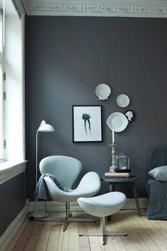 Кресло Swan (Кресло Лебедь) от легендарного дизайнера Arne Jacobsen