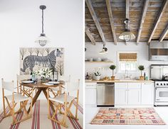 spectacular two-bedroom beach cottage makeover on domino.com