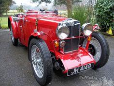 MG J2 Sports 1933.   eclectic   Pinterest