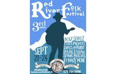 Red River Folk Festival - The Red River Folk Festival 2017