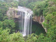 Cachoeira Salto Ventoso em Farroupilha - RS