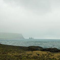 Vík í Mýrdal, Iceland.