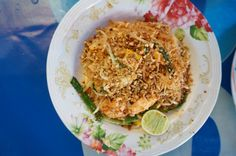 The best Pad Thai recipe - Sauce adjusted 1/4 C  Sugar, 1/4 C Vinegar, 1/8 C Fish Sauce, 2 T Tamarind Paste, 1/8 C Siracha