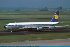 Foto Lufthansa Boeing 707-330B D-ABUD                                                                                                                                                                                 Mehr