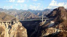 Najwyższy most wiszący – rekord Guinessa ⋆ BiuroRekordow.pl