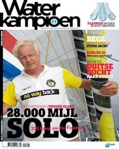Proefabonnement: 3x Waterkampioen € 15,-: Waterkampioen is hét blad voor iedere watersporter. Een onmisbare titel voor diegenen die varend genieten van hun vrijheid.