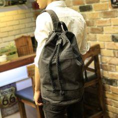 Auston Matthews TML Gym Drawstring Backpack Bag