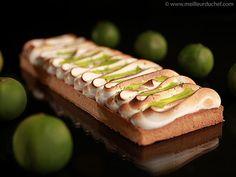 Tarte au citron vert meringuée - Meilleur du Chef