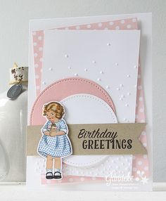 Happy Stampin' Stamp