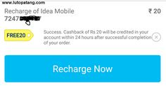 [Unlimited Trick Added For Non Rooted User] Paytm Loot Offer Get Free Recharge Of Rs20 On Sign Up