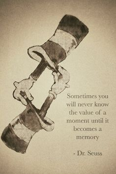 Value moments before they turn into memories