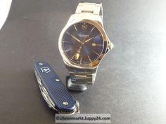 Victorinox Alliance Sonderedition mit Messer - Quartz Armbanduhren - Gold Watch, Omega Watch, Quartz, Watches, Accessories, Bracelet Watch, Wristwatches, Clocks, Jewelry Accessories
