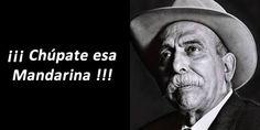 Listado de frases famosas de Oscar Yanez. Frases del famoso periodista venezolano quien falleció recientemente. ¡Chúpate esa Mandarina!