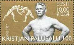 Estonia stamp