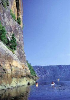 Saguenay - Saint-Laurent National Park (Québec)