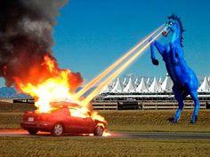 """Bluecifer - """"It's killed before. It will kill again!"""""""