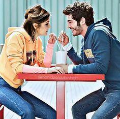 Cute Love Couple, Best Couple, Couple Pics, Beautiful Girl Image, Beautiful Love, Cute Love Stories, Love Story, Romantic Couples, Cute Couples