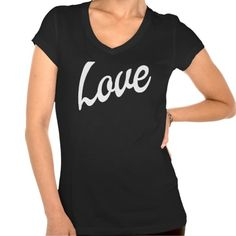 Women's Love Shirt - Many sizes and colors