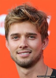drew van acker - Guys are so much hotter when they can grow good scruff
