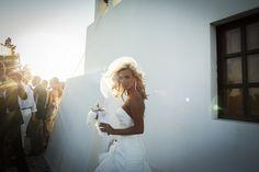Anastasia & Gas in Santorini | Nikos P. Gogas, Photographer