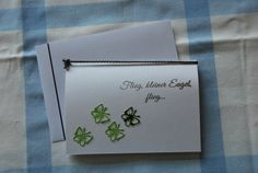 Trauerkarte für ein verstorbenes Kind von Cardlove.de auf DaWanda.com