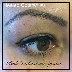 Pinterest permanent cosmetics make-up makeup eyebrows eyeliner Full lips lip liner lipstick beauty coil tattoo Artist color ink contour pencil natural micro pigmentation embroidery embroidered hairstrokes hair strokes pinup girl Portland Vancouver Heidi Farland Northwest electrology & permanent cosmetics www.nwe-pc.com