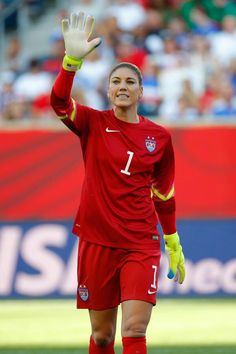women's world cup 2015 - Solo Hope Solo Photos, Football Photos, Women's Football, Barcelona Soccer, Fc Barcelona, Alex Morgan Soccer, Cristiano Ronaldo Lionel Messi, Fifa Women's World Cup, Soccer Girl Problems