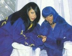 Aaliyah and Lil Kim Crush on You video....OMG who remembers this song hahaha going to youtube it rn!!