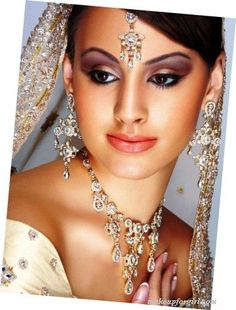 42 Best Indian Bridal Make Up Images On In 2018 American
