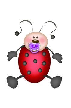 Lady Bug Clip Art - Bing Images | ladybugs | Pinterest | Girls ...