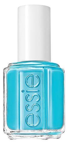 Now Trending: Neon nails #essie