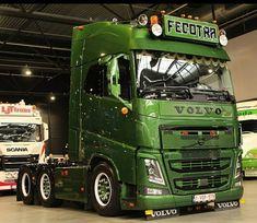 Used Trucks, Cool Trucks, Customised Trucks, Volvo Trucks, Rigs, Cars And Motorcycles, Vehicles, Euro, Garage