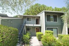 Napa Valley condo front entrance. Golf course setting. Country club living at its finest. Additional photos and information at http://naparealestatematch.com/listing/801-augusta-cir-napa-ca-94558-mls-21220448/