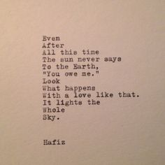 Hafiz+Quote+Typed+on+Typewriter+by+farmnflea+on+Etsy,+$10.00