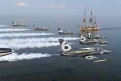 Snapshot: Chesapeake Flyover | Air & Space Magazine