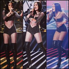It sparkles and I love it!!!!!  Jessie J performing Bang Bang on X Factor Uk 2014 - she's so damn good!