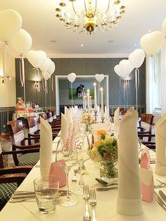 Unser Restaurant im Schloss Wulkow