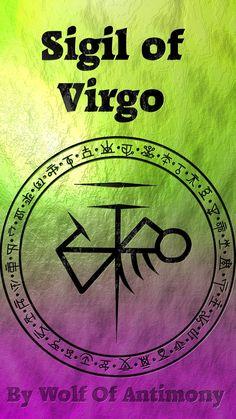 ...Sigil of Virgo