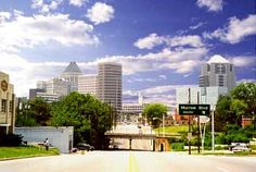 Greensboro, NC  My sista's birthplace and my home for twenty years with my grandparents