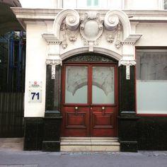 London Fenchurch Street - door