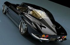 "1963 Corvette C2 Split Window. ""Stingray"""