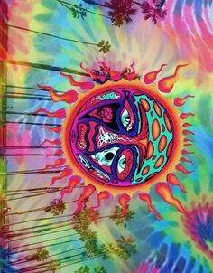 1000 images about music psychedelic art on pinterest for Trippy house music