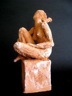 Terracotta titolo Barbara misure 24.5x12x9