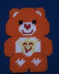 Plastic Canvas Bear Free Patterens | FREE PRINTABLE PLASTIC CANVAS PATTERNS - Patterns 2013