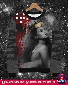 Buzo básico Rihanna      https://www.facebook.com/CamisetasDamnit