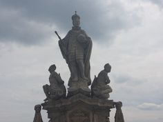 Another baroque statue in Kutna Hora
