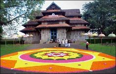 Onam is the Main Festival in Kerala India, The Main Day in the festival is Called Thiruvonam